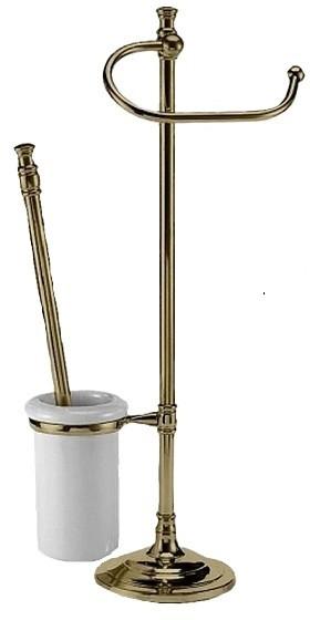 Комплект для туалета бронза Art&Max Barocco AM-1948-Br
