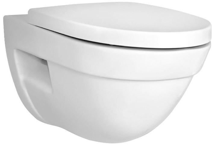 цена на Унитаз подвесной с сиденьем микролифт Vitra Form 500 4305B003-6067