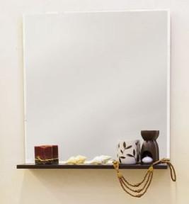 Зеркало 60,2х65,1 см венге Sanflor Мокко H0000000033