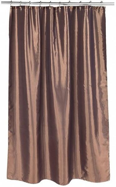 Штора для ванной комнаты Carnation Home Fashions Shimmer Bronze FSC15-FS/82 famous home fashions alys hooks bronze