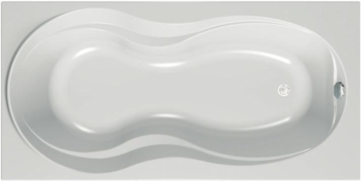 Акриловая ванна 180х90 см Kolpa San Vanessa Quat акриловая ванна kolpa san voice quat 150x95 r air