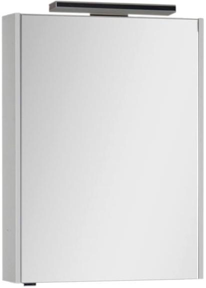 Зеркальный шкаф 63,2х85 см белый Aquanet Франка 00183043