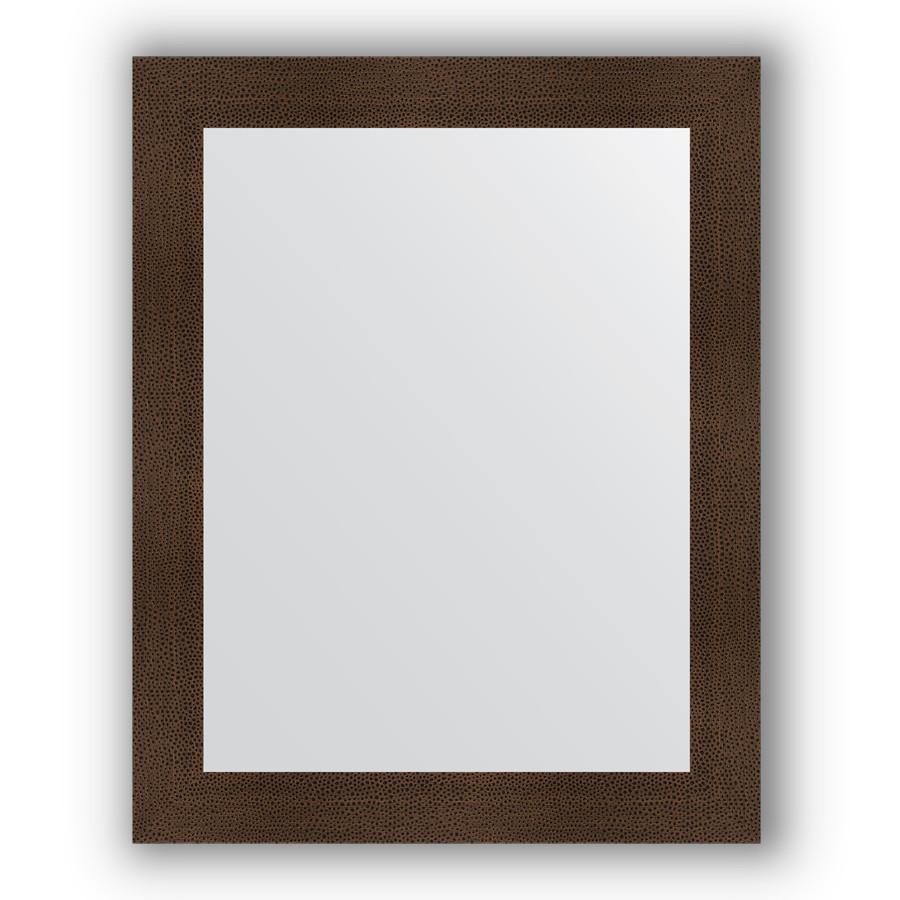 Фото - Зеркало 80х100 см бронзовая лава Evoform Definite BY 3280 зеркало evoform definite floor 201х81 бронзовая лава