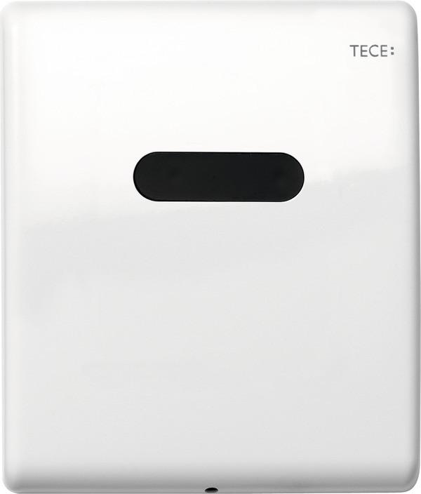 Система электронного управления смывом писсуара, питание от сети TECE TECEplanus белый глянец 9242357 система электронного управления смывом писсуара питание от сети tece teceplanus белый матовый 9242355