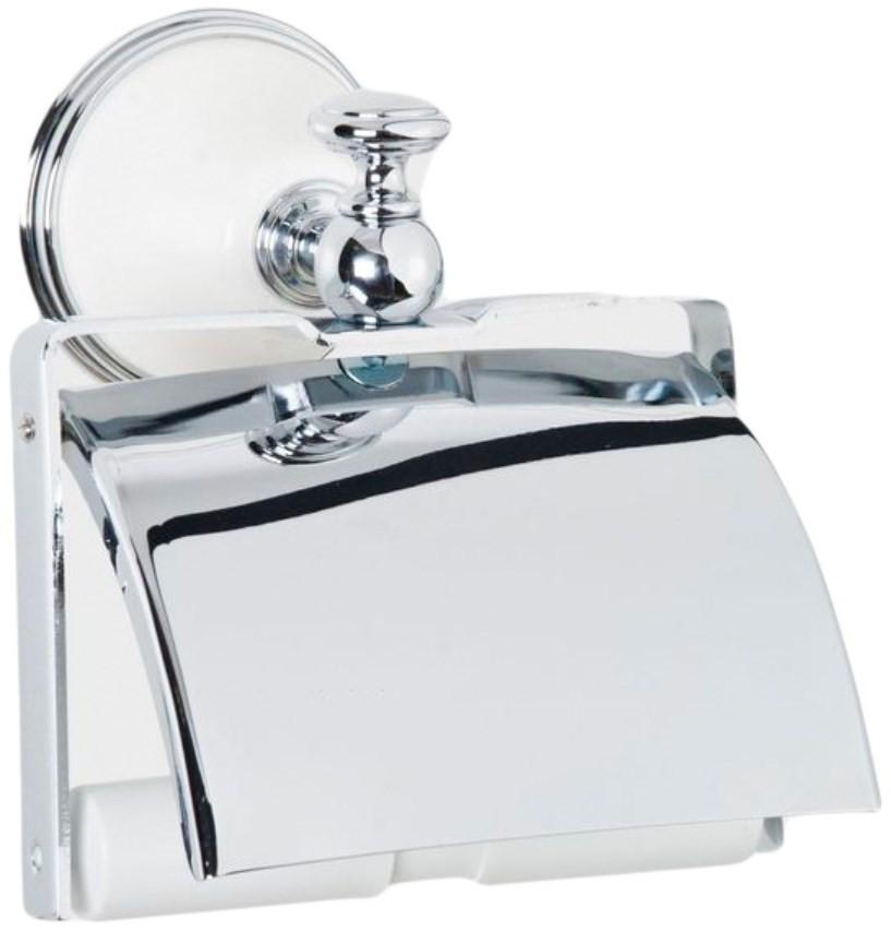 Держатель туалетной бумаги белый/хром Tiffany World Harmony TWHA219bi/cr крючок хром tiffany world harmony twha016cr