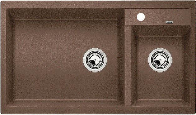Кухонная мойка Blanco Metra 9 мускат 521900 кухонная мойка blancometra 5s мускат 521886