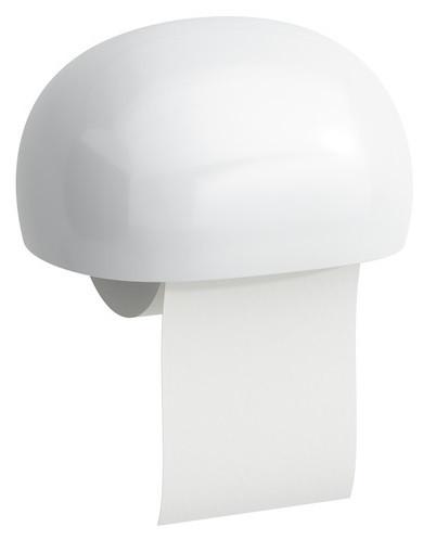 Держатель туалетной бумаги Laufen Alessi One 8.7097.0.000.000.1 зеркало laufen alessi one 80 с подсветкой хром матовый