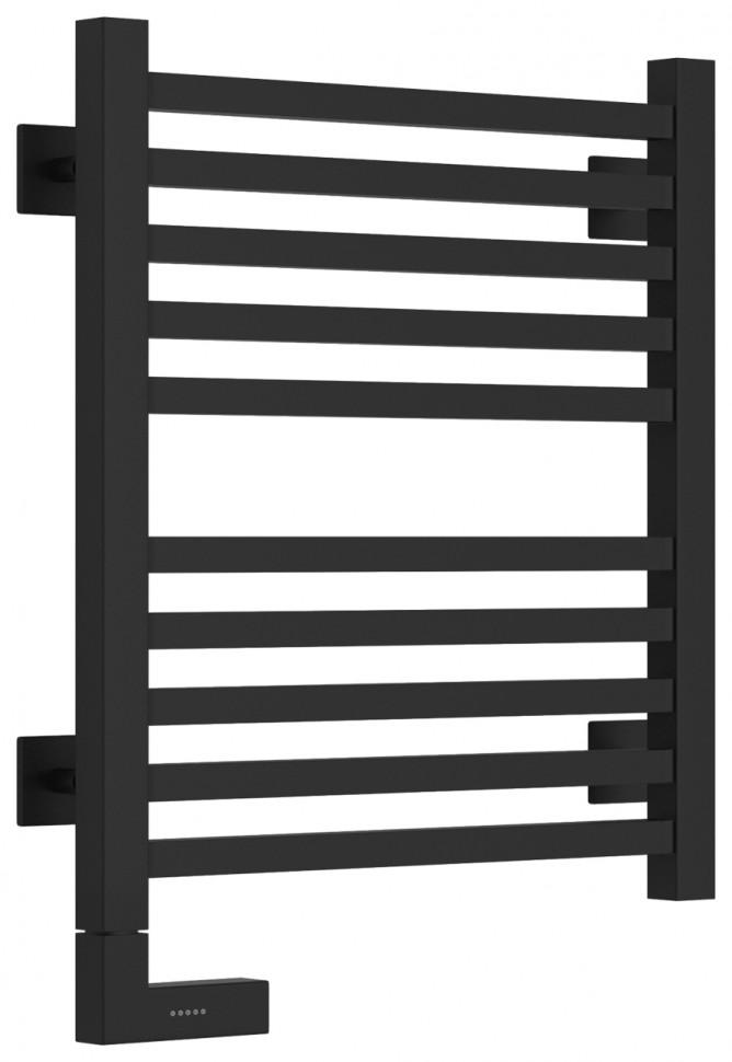 Полотенцесушитель электрический 500х400 черный матовый МЭМ левый Сунержа Модус 2.0 31-5600-5040 полотенцесушитель электрический 1200х400 мэм левый сунержа модус 2 0 00 5600 1240
