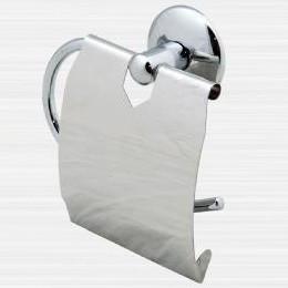 Держатель туалетной бумаги с крышкой Rainbowl Otel 2542 держатель туалетной бумаги rainbowl long с освежителем 2230 2