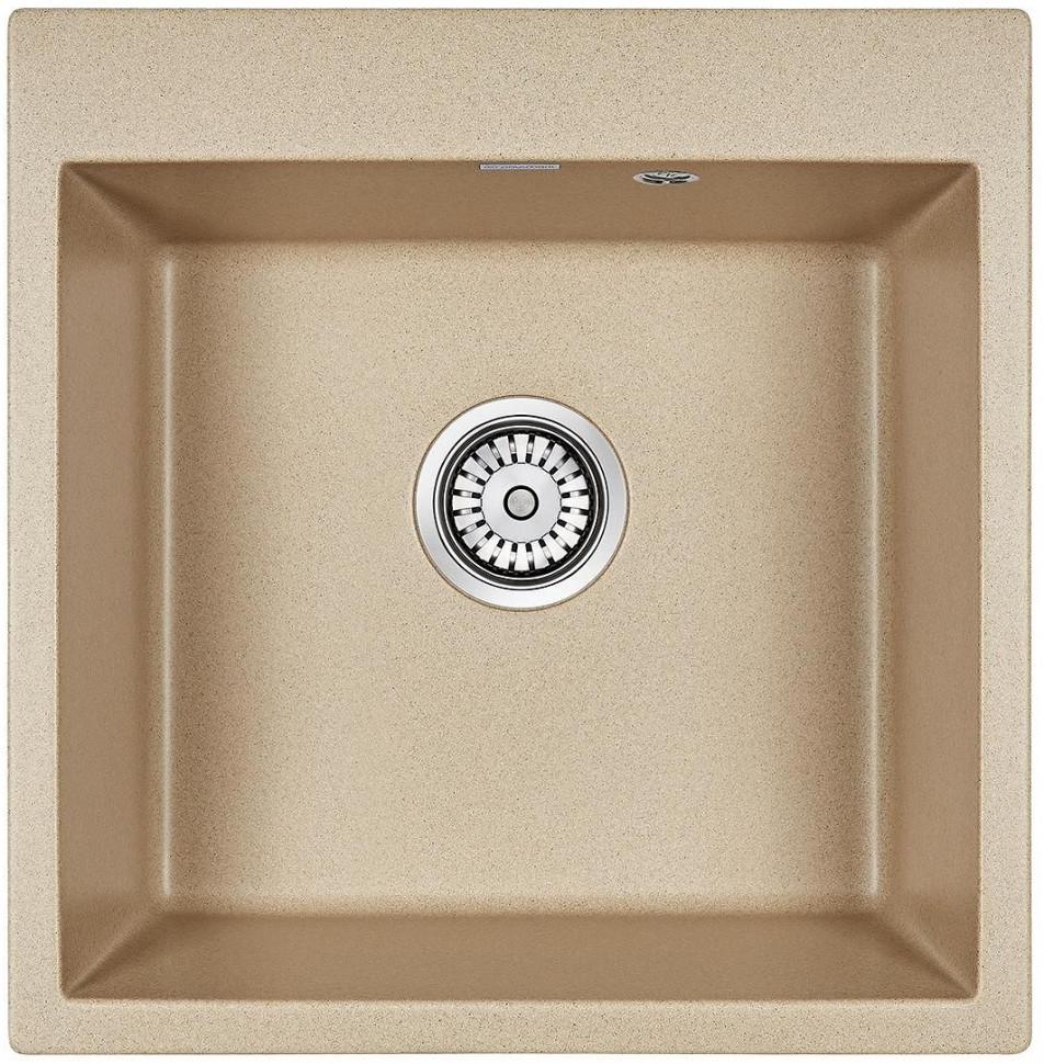 Кухонная мойка Paulmark Praktisch кварц PM105152-QU