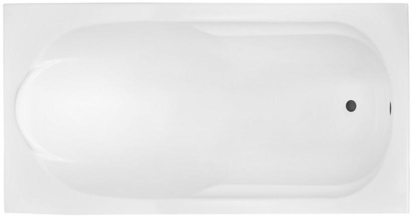 Акриловая ванна 138х70 см Besco Bona WAB-140-PK акриловая ванна besco bona 140x70