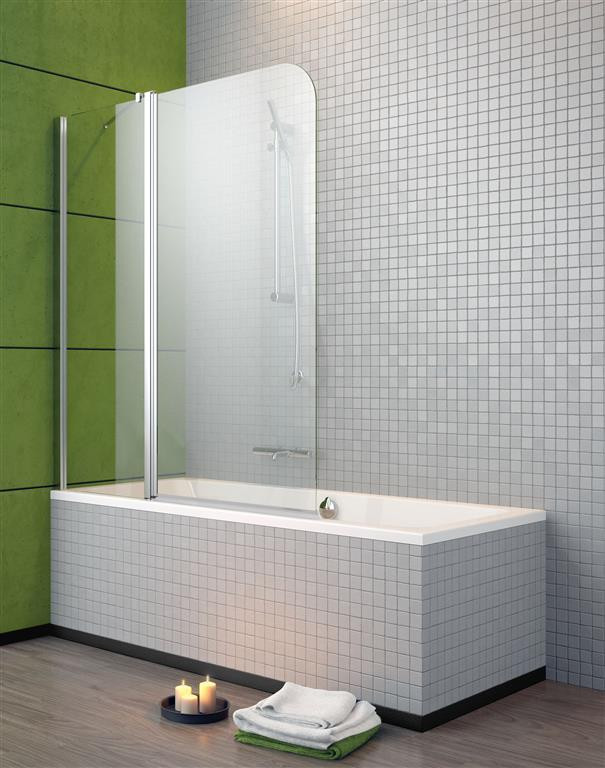 Шторка для ванны Radaway EOS II PND 110 L прозрачное фото