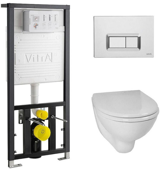 Комплект Vitra Arkitekt 9005B003-7211 цены онлайн