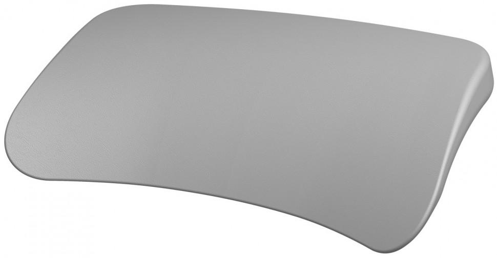Фото - Подголовник для ванны серебристый Riho AH13115 подголовник для ванны черный riho ah07110