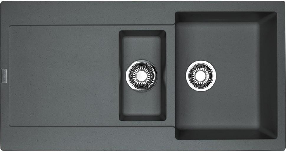 Кухонная мойка Franke Maris MRG 651 графит 114.0201.285 мойка franke cog 651 белая