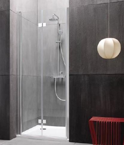 Душевая дверь 90 см Kolpa San Terra flat TV/S-L прозрачное