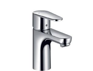 Cмеситель для раковины 80, с донным клапаном Hansgrohe Talis E2 31612000 hansgrohe talis e2 31642000 для ванны с душем