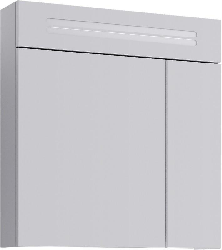 Зеркальный шкаф 70х76 см с подсветкой Aqwella Neo Neo.04.07 зеркальный шкаф bellezza миа 85 с подсветкой l белый