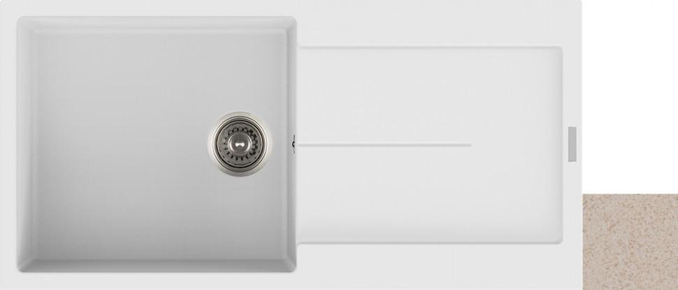 Кухонная мойка саббиа Longran Enigma ENG1000.500 - 58 цена