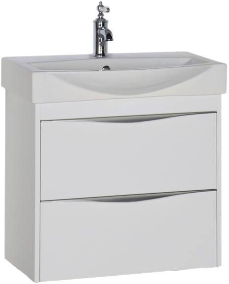 Тумба белый 62 см Aquanet Франка 00183051