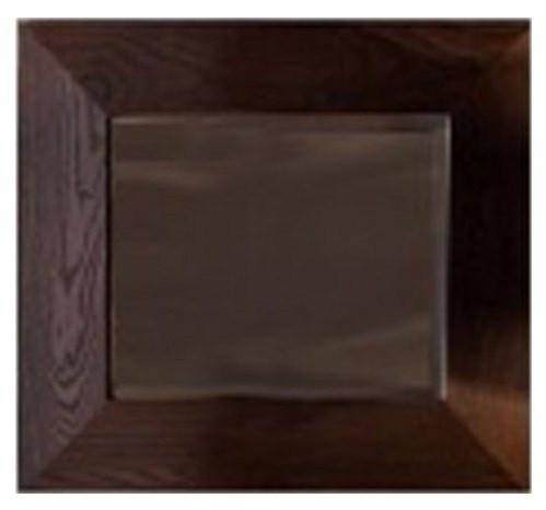 Зеркало 80х80 см темный ясень Kerasan Bentley 917947 Frassino scuro