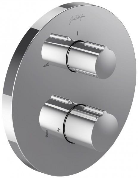 Термостат для ванны Jacob Delafon Modulo E98731-CP смеситель для ванны gllon термостат скрытого монтажа хром gl cm s 2 t