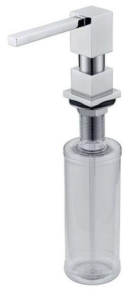 Дозатор для жидкого мыла Zorg ZR22CR дозатор для жидкого мыла zorg zr21cr