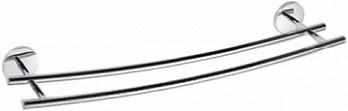 Полотенцедержатель двойной 60 см Bemeta Alfa 102410052