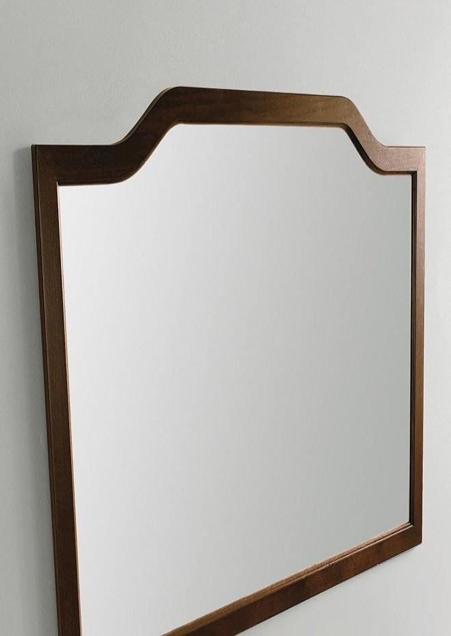 зеркало 98х70 см серебро eban selene fcrsl098a Зеркало 70х104 см орех Eban Sagomata FCRSG070Nnoce