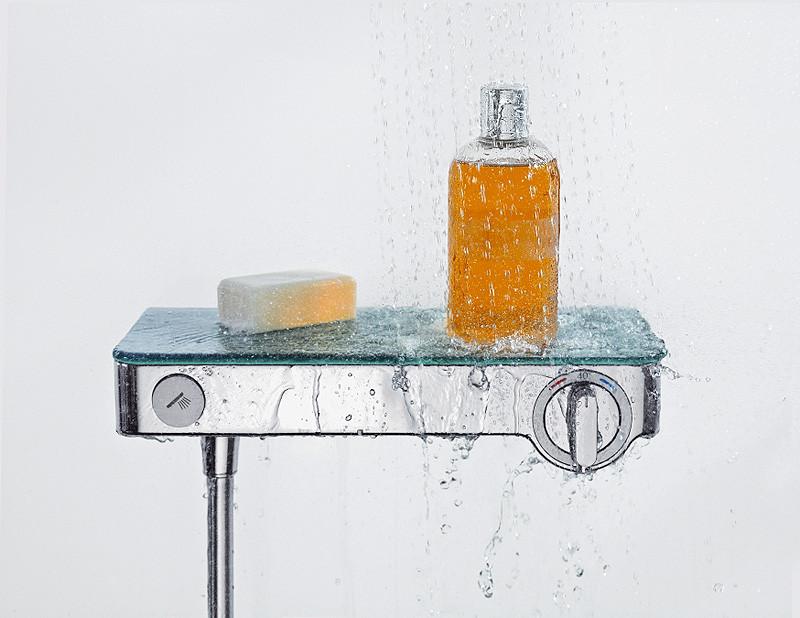 Термостат для душа Hansgrohe ShowerTablet Select 13171000