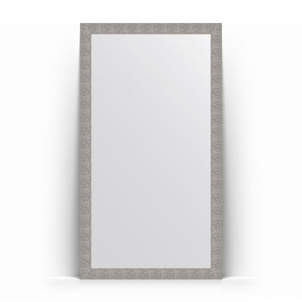 Фото - Зеркало напольное 111х201 см чеканка серебряная Evoform Definite Floor BY 6021 зеркало напольное 81х201 см чеканка золотая evoform definite floor by 6008