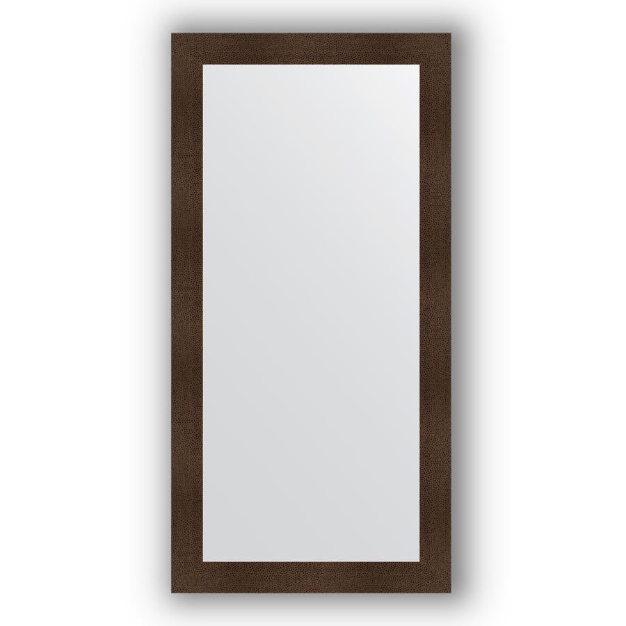 Фото - Зеркало 80х160 см бронзовая лава Evoform Definite BY 3344 зеркало evoform definite floor 201х81 бронзовая лава