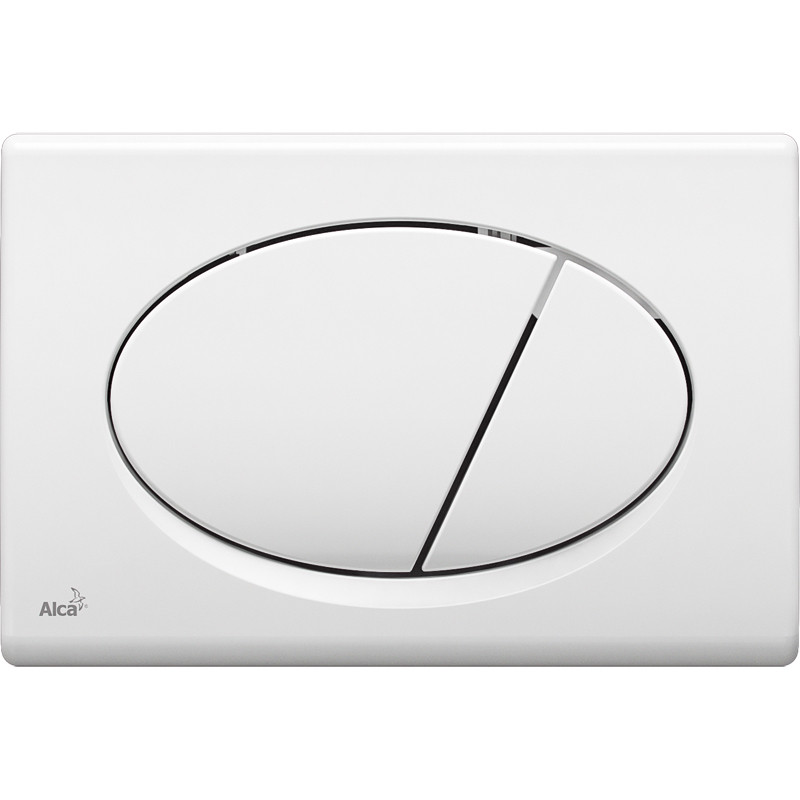 Смывная клавиша белый для двойного смыва AlcaPlast M70 аккумулятор 4parts lpb m70 для asus f70 g71 g72 m70 n70 n90 pro70 x71 x72 series 11 1v 4400mah