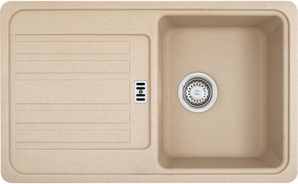 Кухонная мойка Franke Euroform EFG 614-78 бежевый 114.0185.133 цена