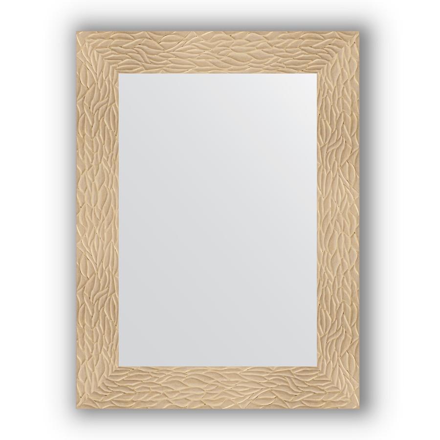Зеркало 60х80 см золотые дюны Evoform Definite BY 3053 зеркало evoform definite floor 201х111 золотые дюны
