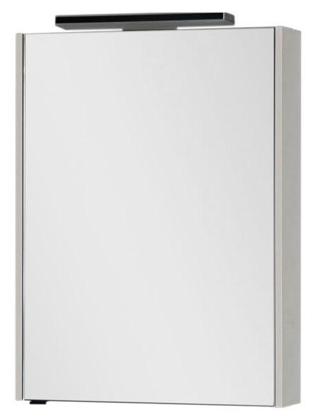 Зеркальный шкаф 63,2х85 см слоновая кость Aquanet Франка 00183044 шкаф зеркало aquanet франка 183044