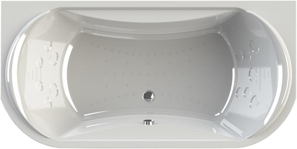Акриловая ванна 200х100 см Radomir Титан 1-01-0-0-1-040