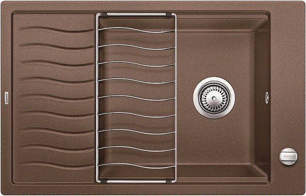Кухонная мойка Blanco Elon XL 6S мускат 521863
