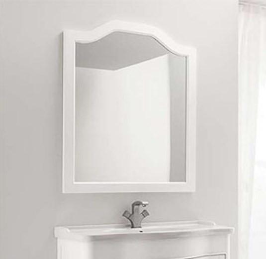 зеркало 98х70 см серебро eban selene fcrsl098a Зеркало 86х104 см жемчужно-белый Eban Sagomata FCRSG085BPbiperlato