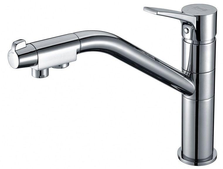 Смеситель для кухни с подключением к фильтру Zorg Sanitary ZR 401 KF