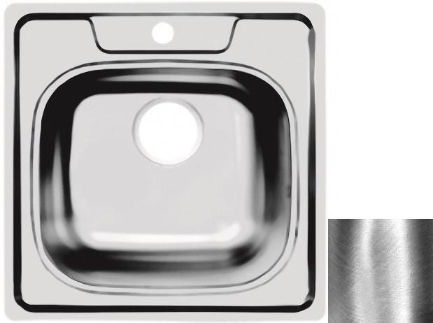 Кухонная мойка полированная сталь Ukinox Комфорт COP503.503 -GT8K 0C ukinox fal510 gt8k 0c