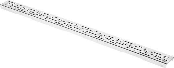 Декоративная решетка 1143 мм Tece TECEdrainline lines глянцевый хром 601220