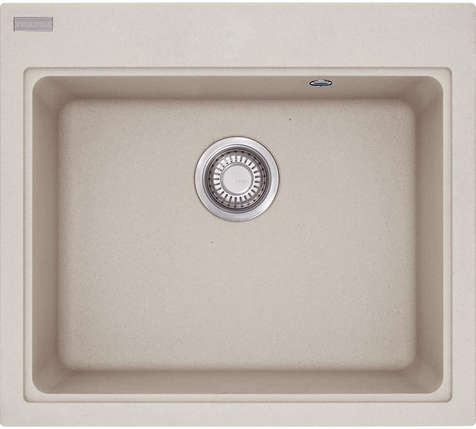 Кухонная мойка Franke Maris MRG 610-58 сахара 114.0060.679 franke srg 610 белый