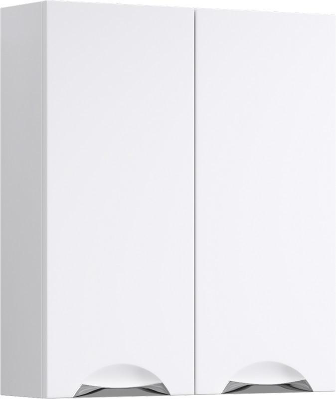 Шкафчик навесной белый глянец Aqwella Line Li.04.06
