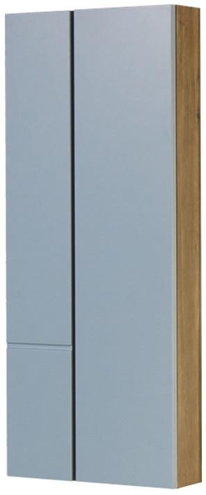 Модуль для зеркала 43х101 см дуб рустикальный/фьорд Акватон Мишель 1A244203MIX30