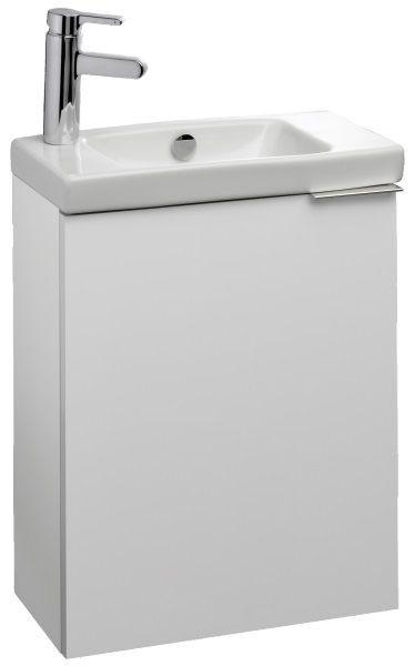 Тумба белый с реверсивной дверцей 48,5 см Jacob Delafon Odeon Up EB863RU-J5