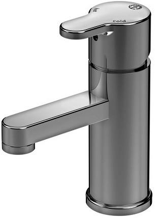 Смеситель для раковины без донного клапана Gustavsberg Nordic3 GB41213051