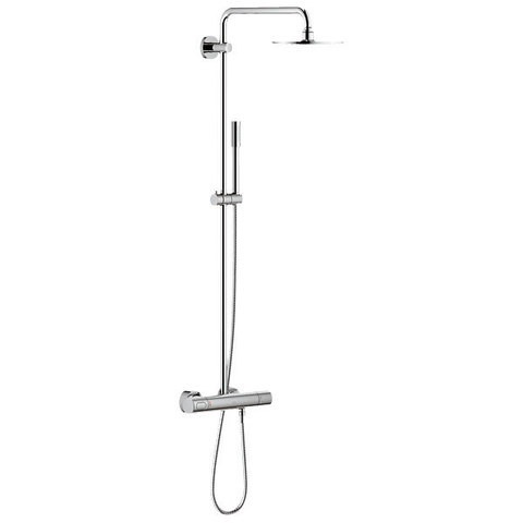 Душевая система Grohe Rainshower 27418000 верхний душ grohe rainshower 27470ls0
