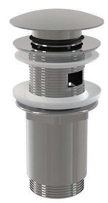Донный клапан удлиненный с переливом ClickClack Ravak X01373 фото