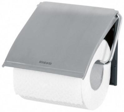 Держатель туалетной бумаги Brabantia Classic 385322 держатель для туалетной бумаги brabantia profile цвет черный 483400